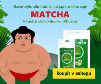 matcha exotic herbs