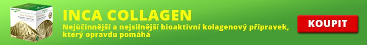Mořský kolagen Inca Collagen